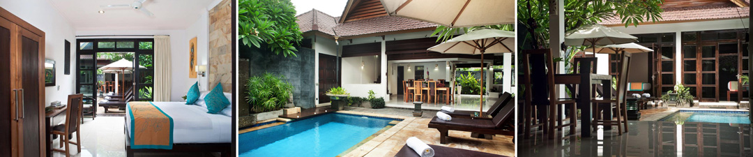 Villa Teman - deluxe villa accommodation Lovina